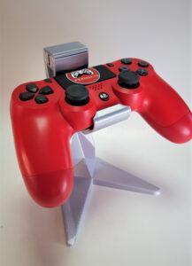 Suport montare 1 Controllere PS4 - 3D Print. Printeaza-ti proiectul 3d tau sau alege dintre proiectele speciale pentru tine.