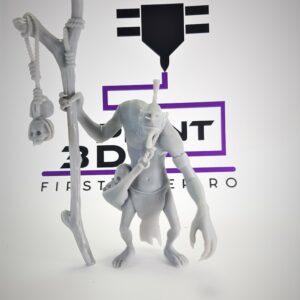 figurina witch doctor dota 2 3D PRINT FirstPower.ro Printare / Imprimare 3d pentru oricine Bucuresti