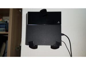 Suporti perete PS4 3D Print. Printeaza-ti proiectul 3d tau sau alege dintre proiectele special culese pentru tine.
